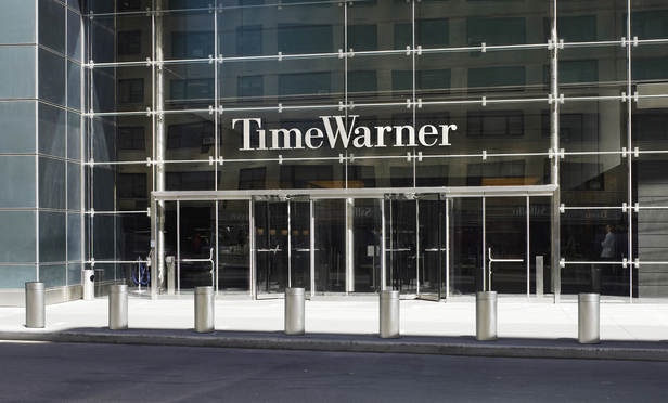 Time Warner headquarters in New York City.