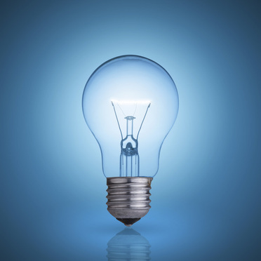 light-bulb-blue-background