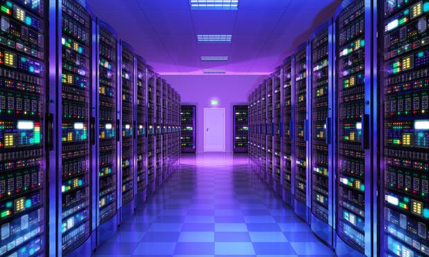 Google Server Room S