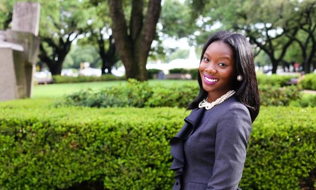 Student Overcomes Bleak Background, Earns Law Degree