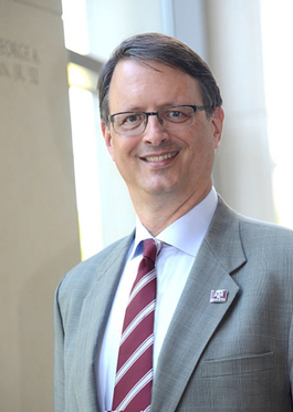 Texas A&M University School of Law Dean Andrew Morriss.