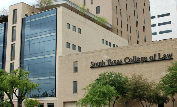 South Texas College of Law in Houston, TX.