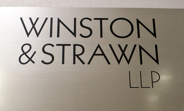 Winston & Strawn's eDiscovery Review Center at their Washington, D.C. office. February 1, 2016. Photo by Diego M. Radzinschi/THE NATIONAL LAW JOURNAL.
