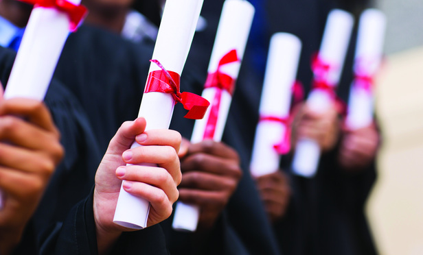 30-Year Age Range Among May South Texas College of Law Grads