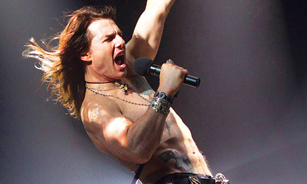 Tom Cruise in Rock of Ages movie