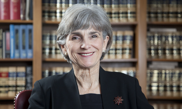 U.S. District Judge Susan Illston, Northern District of California