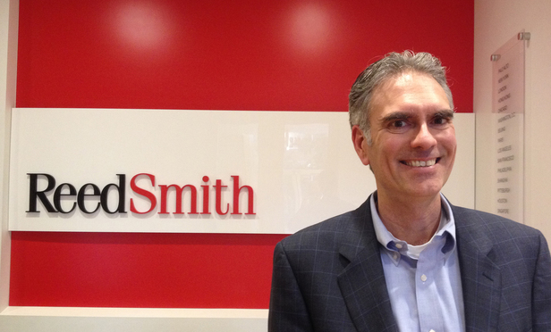 George Willman, Reed Smith partner..courtesy photo