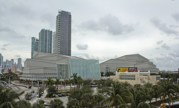 The Adrienne Arsht Center for the Performing Arts