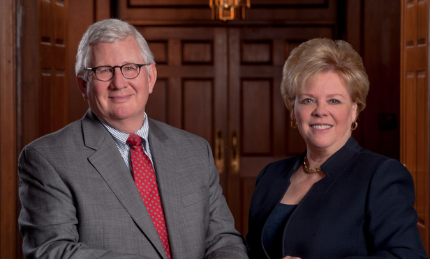 Jack Barbour, managing partner of Buchanan Ingersoll and Rhea Law, Fowler White managing partner