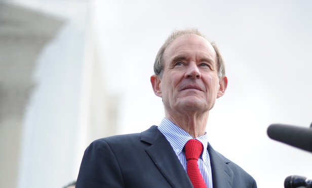 Boies Points to McDermott File Room in Patent Theft Suit
