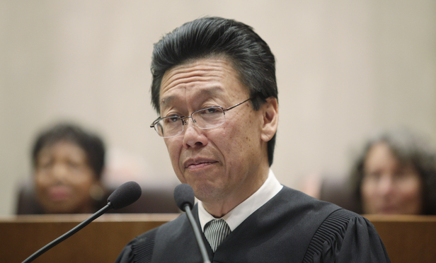 U.S. District Judge Edward Chen, Northern District of California