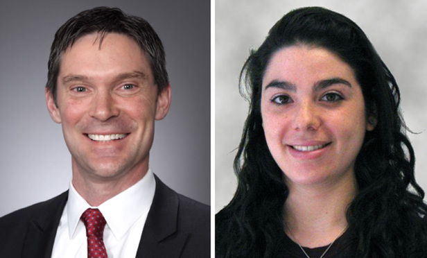 Steven M. Christman and Jillian M. Mark