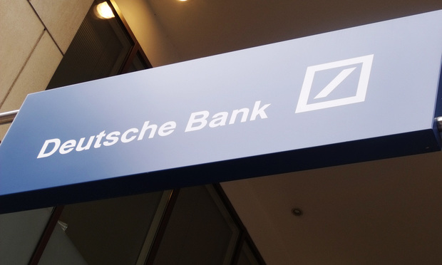 Second Circuit Tosses Deutsche Bank Shareholder Class Action