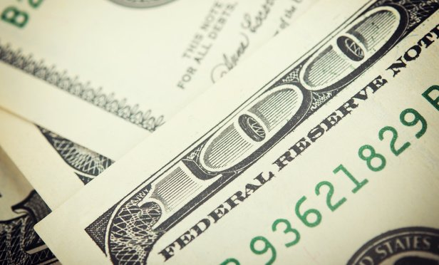 closeup photo of dollar bills background