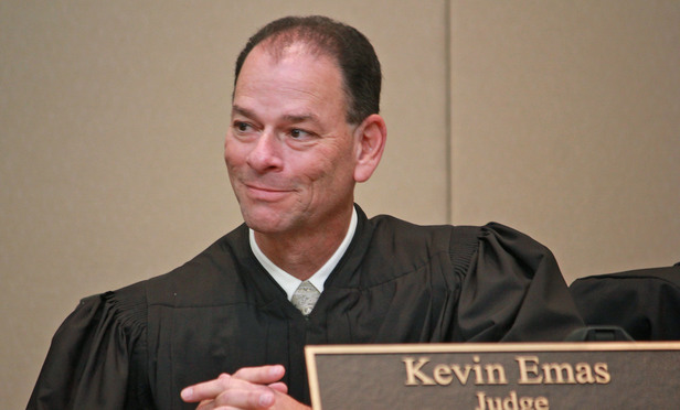 Judge Kevin Emas