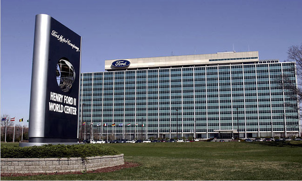 Ford Motors HQ
