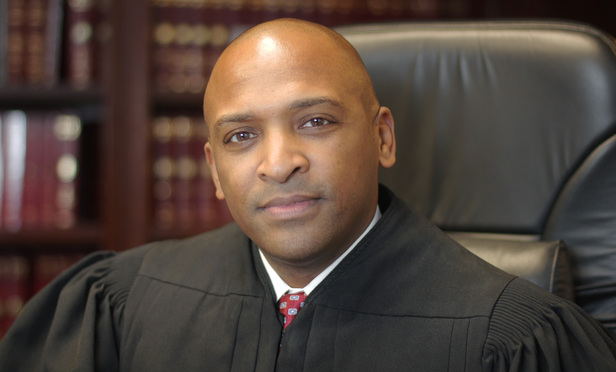 Miami-Dade Circuit Judge Darrin P. Gayles