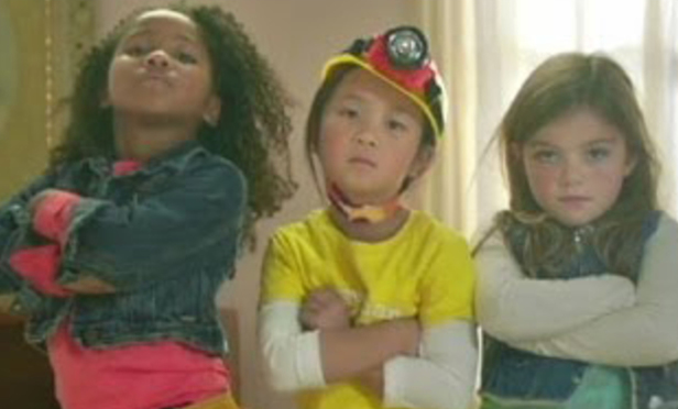 Goldieblox Commercial
