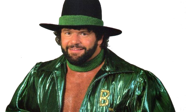 Wrestler Billy Jack Haynes