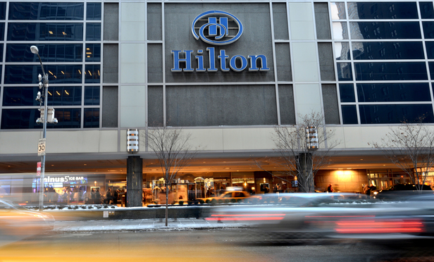New York Hilton Midtown, where the New York State Bar Association's annual meeting will be held Jan. 27-31.