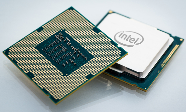 An Intel® Core™ processor.