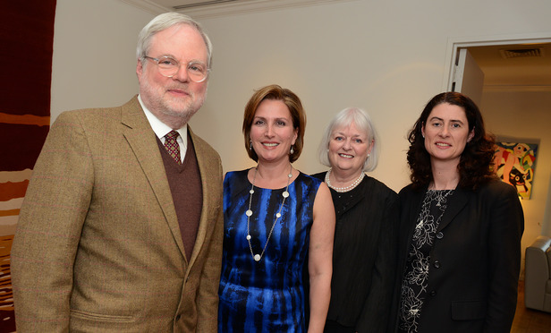 Eastern District Judge Brian M. Cogan, Sheila Tendy, Catherine Duggan and Janet C. Walsh
