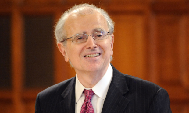 Chief Judge Jonathan Lippman