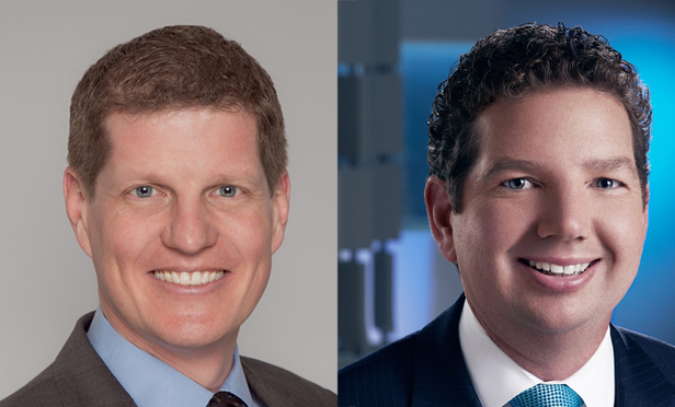 Left to right: Ryan Murr and Scott Elliott Ropes & Gray partners