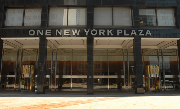 One New York Plaza