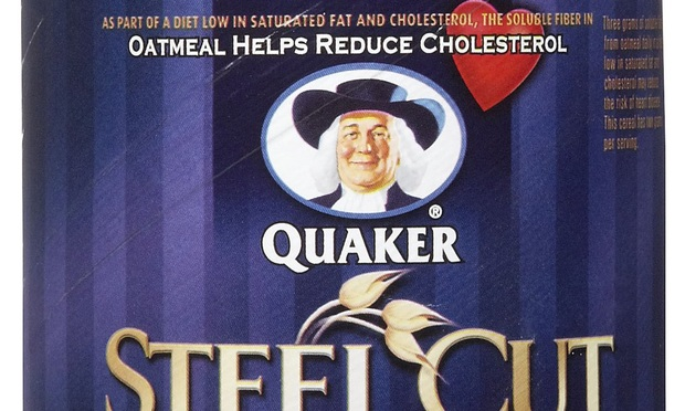 Quaker Oats Case Settles—and Cheaply
