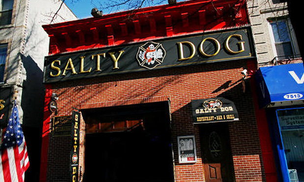 Salty Dog Restaurant in Bay Ridge