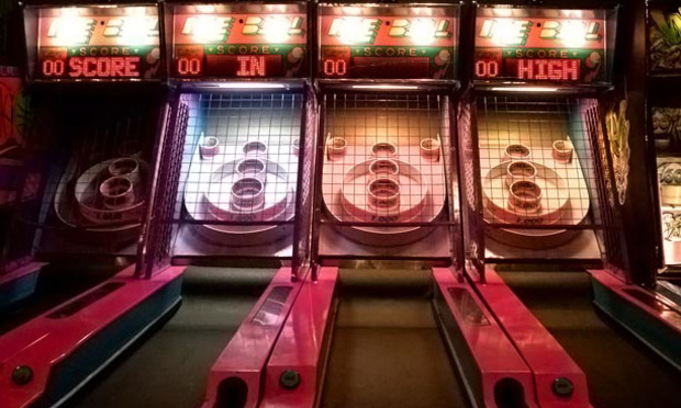 Skee-Ball Rolls Into a Big Trademark Fight