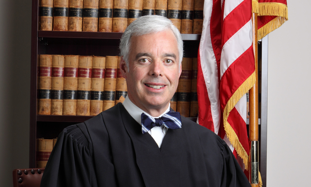Ninth Circuit Judge Richard Tallman