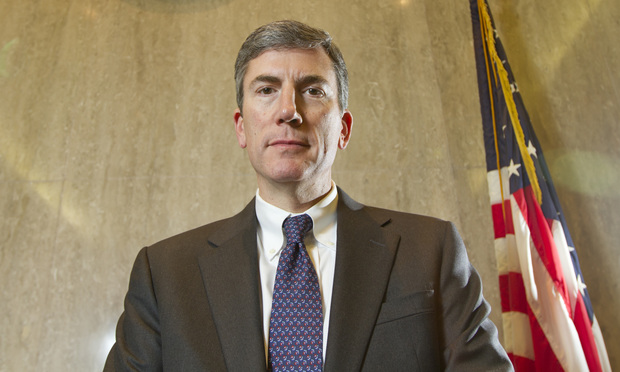 U.S. District Judge Jon Tigar, Northern District of California