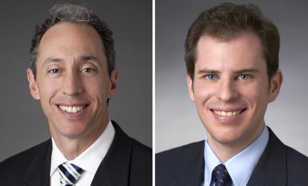 Gregg L. Weiner and Joshua D. Roth