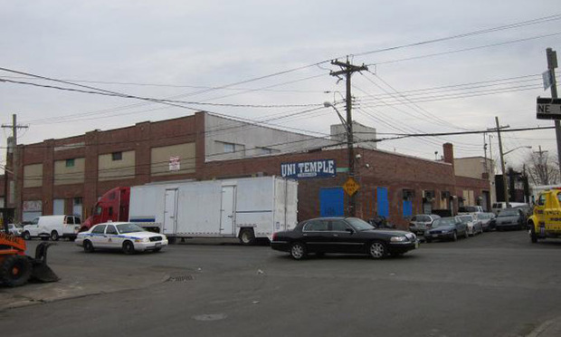 Y and Y Ditmas LLC's building at 9502 Ditmas Avenue in Brooklyn is housing A-One Moving & Storage, Inc.