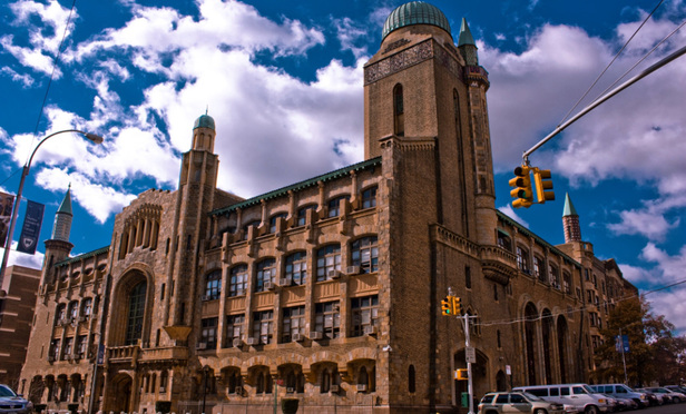 Yeshiva University High School for Boys