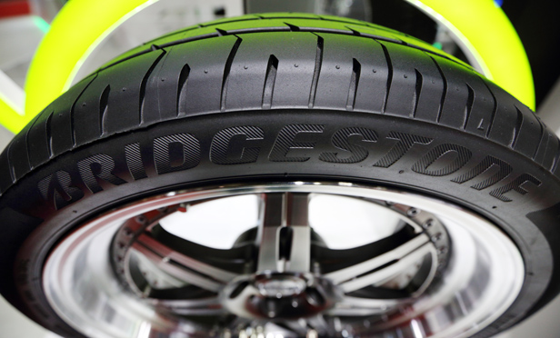 Bridgestone tire