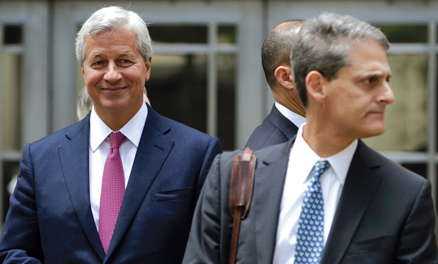 J.P. Morgan CEO Jamie Dimon