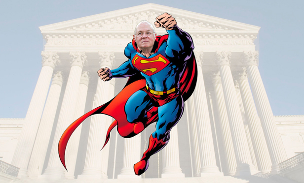Justice Anthony Kennedy: Superman