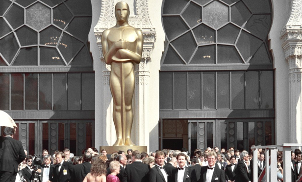 1988 Academy Awards red carpet