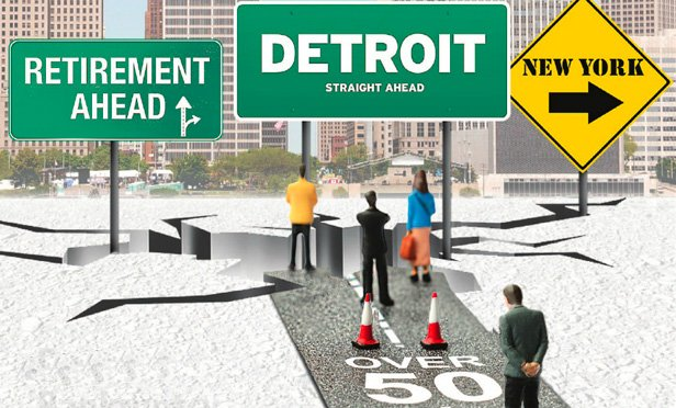 disappointed figures on road to Detroit