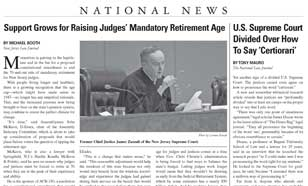 National News From The Legal Intelligencer