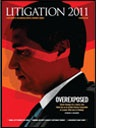 The American Lawyer - Litigation Supplement Spring 2011