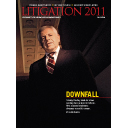 The American Lawyer - Litigation Supplement Fall 2011